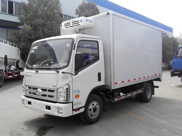 福田时代康瑞4.2米冷藏车