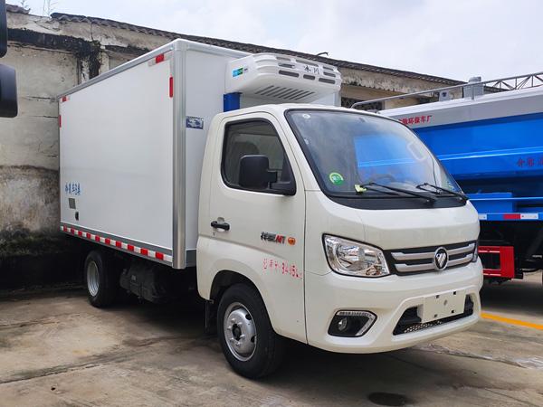 福田祥菱M1冷藏車(后雙胎)