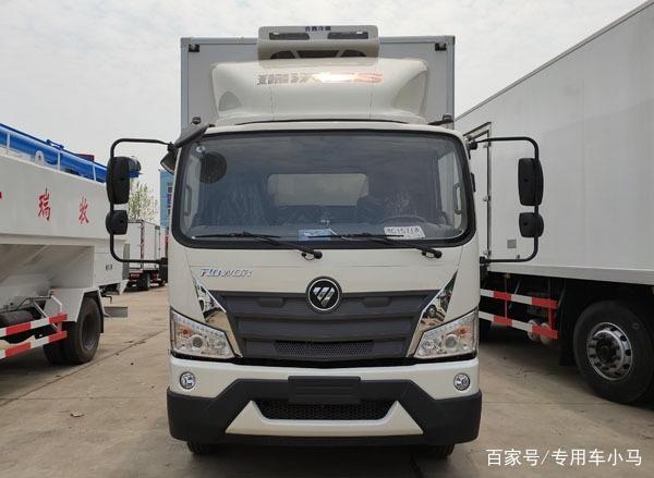 福田瑞沃ES3冷藏车