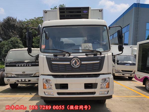 东风天锦6米8冷藏车,东风天锦VR冷藏车