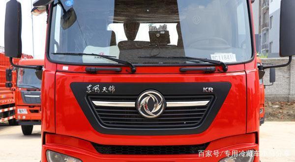 东风天锦KR高顶双卧冷藏车|东风天锦KR高顶冷藏车|东风天锦KR 6.8米冷藏车