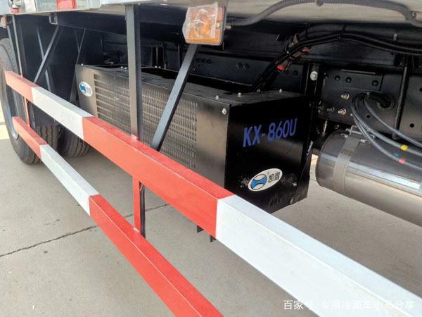底置式制冷机组外机