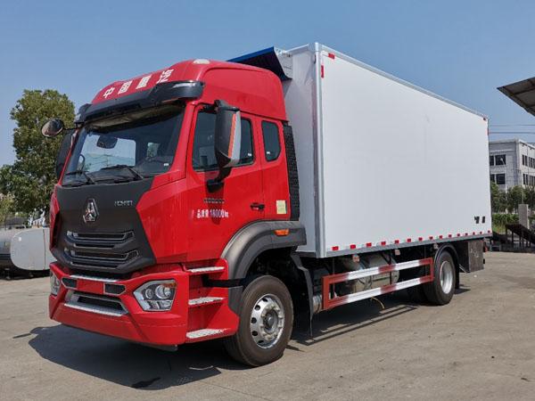 中國重汽豪沃HOWO冷藏車,中國重汽豪沃N5G冷藏車,中國重汽豪沃6.8米冷藏車